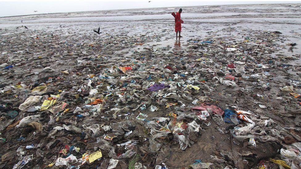 Plastic polutlion